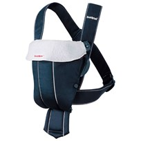 Babybjörn Bib for Baby Carrier Blue