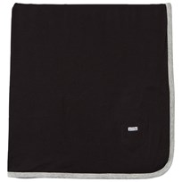 eBBe Kids Baby Blanket 90x90 Double Black