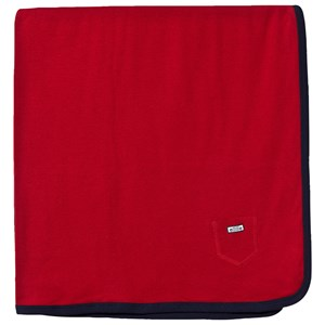 Image of ebbe Kids Baby Blanket Red One Zise (54889)