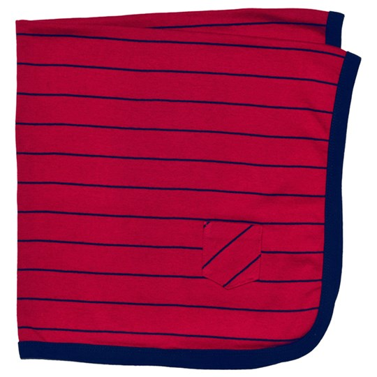 ebbe Kids Blanket Red/Navy Red