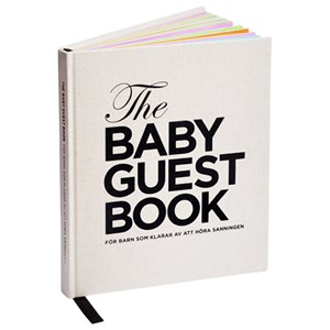Image of The Tiny Universe The Baby Guest Book Swedish The Baby Guest Book Swedish (2952662621)