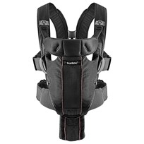 Babybjörn Baby Carrier Miracle Black Mesh Multi