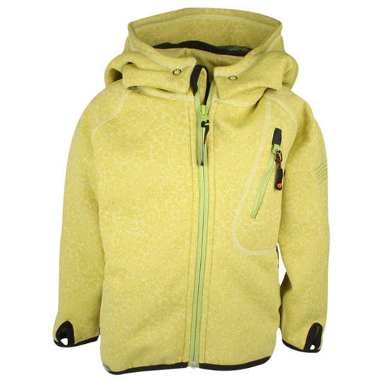 Isbjörn Of Sweden WindPro Fleece Hood Bamboo Green