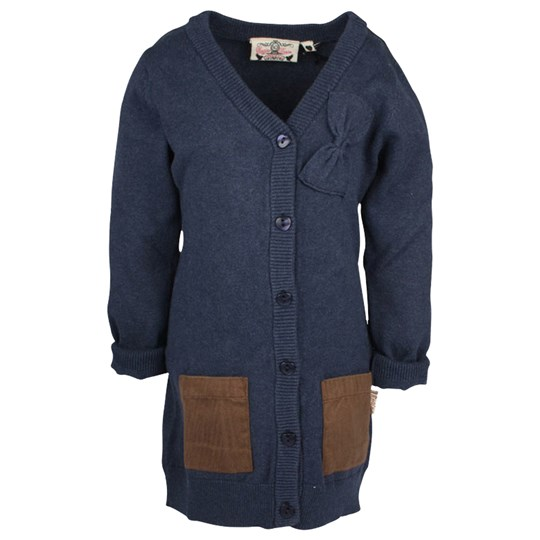 Vingino Inez Cardigan Blue