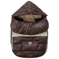 7 A.M. Baby Shield Marron Glace L BROWN