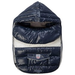 7 A.M. Enfant Baby Shield Midnight Blue L
