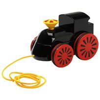 BRIO Pull-Along Engine Black