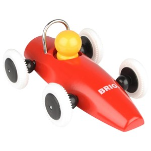 Image of BRIO BRIO Baby - 30077 Race Car White (3032690261)