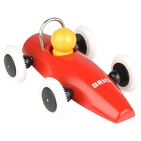 BRIO Race Car Assortment Red