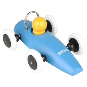 Image of BRIO BRIO Baby - 30077 Race Car Blue (3056048087)