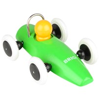 BRIO Racer Car Green Green
