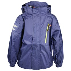 Isbjörn Of Sweden Light Weight Rain Jacket TwilightPurple