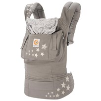 Ergobaby Original 3-Position Baby Carrier Galaxy Grey Black