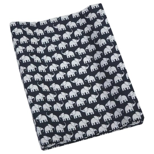 Elephant Nursing Bed Black Black