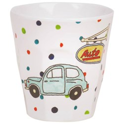 Rice Kids Melamine Cup Vehicles