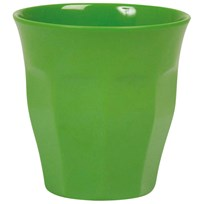 Rice Melamine Medium Cup Apple Green Green