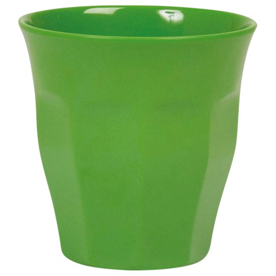 Rice Melamine Cup Apple Green Green