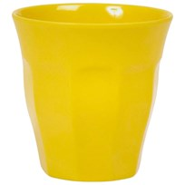 Rice Melamine Medium Cup Yellow Yellow