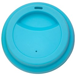 Rice Latte Cup Silicone Lid Turquoise