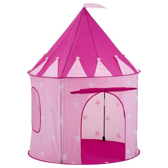 Kids Concept Play Tent Star Pink Multi