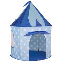 Kids Concept Play Tent Star Blue Multi
