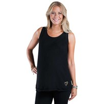 Mom2Mom Tanktop Heart Black Black