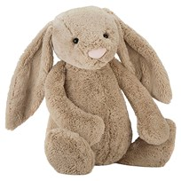 Jellycat Bashful Beige Bunny Large Multi