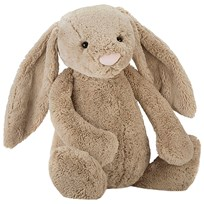 Jellycat Bashful Bunny Gosedjur Medium Beige Multi