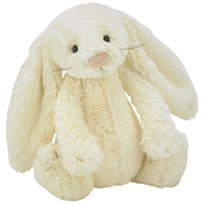 Jellycat Bashful Cream Bunny Small Multi