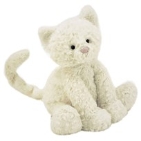 Jellycat Fuddlewuddle Kattunge Medium Multi