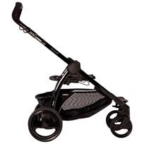 Peg Perego Book Plus Chassis Black Multi