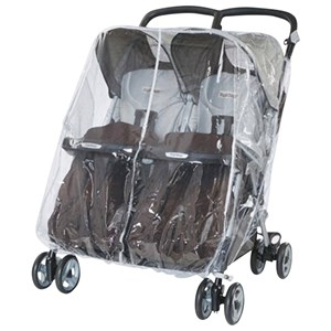 Image of Peg Perego Aria Twin Raincover Aria Twin Raincover (2863655801)