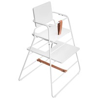 BudtzBendix TOWERchair White Multi