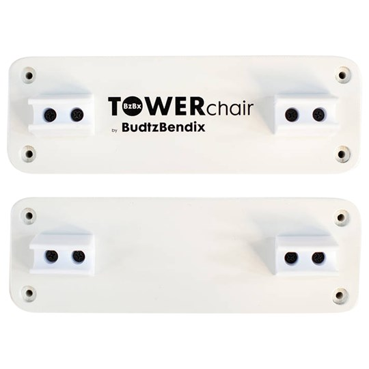 BudtzBendix Tower Chair Hang Holder White Multi