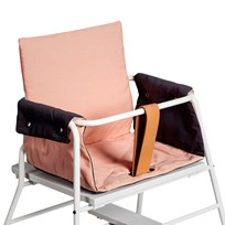 BudtzBendix Cushion Grey/Peach Multi