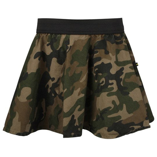 The BRAND Vipp Skirt Camo Green