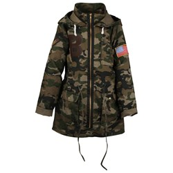 The BRAND Summer Parka Camo