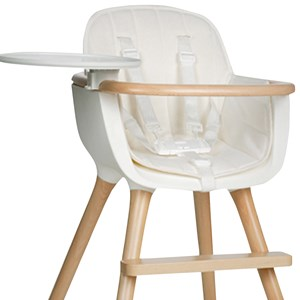 Image of Micuna OVO Highchair Textile White (3031533401)