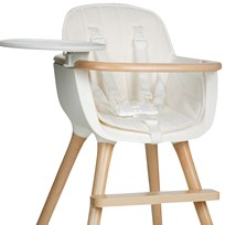 Micuna OVO Highchair Textile White Multi