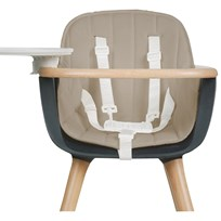 Micuna OVO Highchair Textile Beige Multi