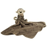 Jellycat Bashful Monkey Soother Multi