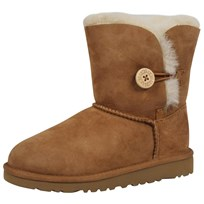 UGG Bailey Button Chestnut Lt. Button BROWN