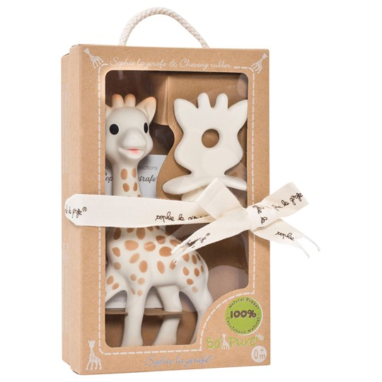 Sophie The Giraffe Sophie & Soother Multi