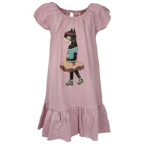 Soft Gallery Iris Baby Dress Rollergirl Dawn Pink Pink