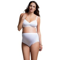 Boob M Hi-Cut Brief White White