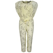 Pale Cloud Drew Jumpsuit Yellow Yellow
