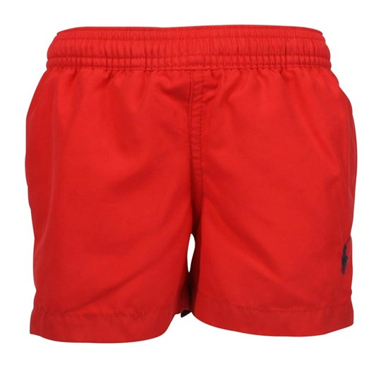 Ralph Lauren Hawaiian Boxer Pandora Red Red
