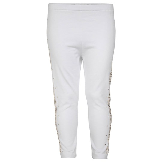 Versace Trousers White White