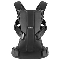 Babybjörn Baby Carrier We Black Cotton пестрый