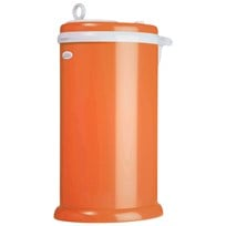 Ubbi Ubbi Diaper Pail Orange Orange